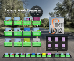 Aquave Stack Drawers by smert1012