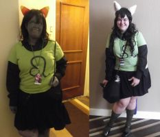 Meulin cosplay by ThePsychoSloth