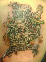 death before dishonor by kenpower