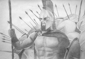 Spartans. prepare for glory! by LLacerda