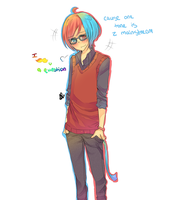 Hipster by Cookayz95