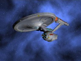 STF Enterprise by davemetlesits