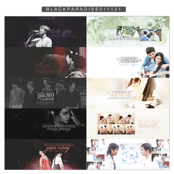 20160323// PSD. Quotes Pack by blackparadise011121