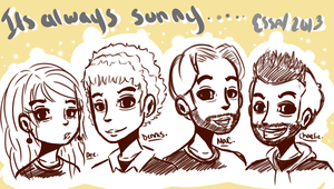 Its Always Sunny in Philly? by o0Essa0o