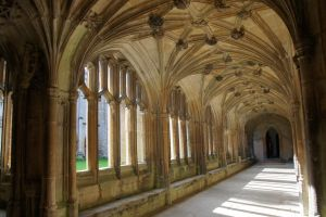 DSC02204 Laycock Abbey by VIRGOLINEDANCER1