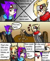 Django vs Sabata comic by Tiger-aka-Tila-