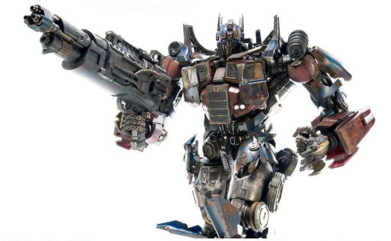 Transformers Action Figure Optimus Prime by ThreeA by epicheroes