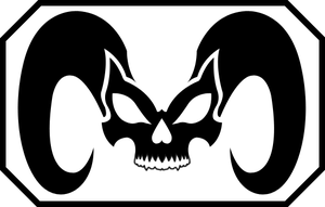Demon Skull Icon by Shadow696