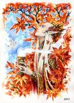 Autumn in Mirkwood by Candra