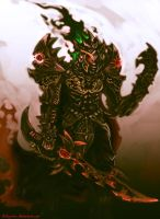 Demon Lord by slinkyonion