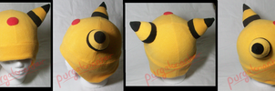 For Sale: Pokemon Fleece Hat: Ampharos by PurgatorianHeir