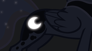 Luna Wallpaper by SundownGlisten