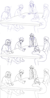 Allies Meeting -WIP by LizzieT