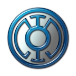 Blue Lantern Corps Insignia by SUPERMAN3D