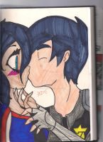 Kiss! by JackieWinters