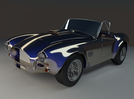 shelby cobra [work in progress] Blender by ifilgood