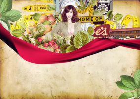 [Wallpaper] HyoSung By Les by yenlonloilop7c