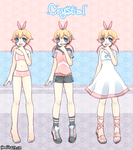 Crystral Ref [vocaloid] by Nearbits