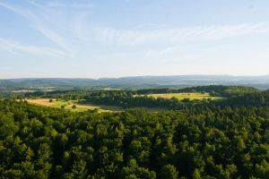 Landscape from the air 3 by archaeopteryx-stocks
