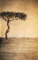 African Tree by LeaLion