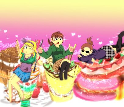 Eddsworld+sweet by maroro5314