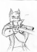 Request: Shade sketch by Inspectornills