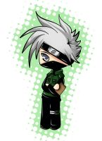 ChibiMania.:Kakashi:. by Kate-san