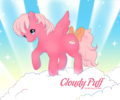 Cloudy Puff by littlepolka