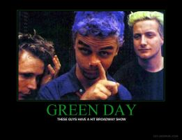 Green Day Demotivational by anjake04