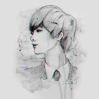 luhan by heybambie