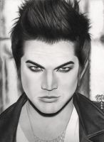 Adam Lambert Hypnotic by santabillie