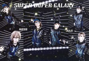 SUPER DUPER GALAXY by bellie1997
