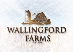 Wallingford Farms Logo by CodySymes