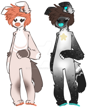 Canines Anthro Adopts :OPEN: by PilusAdopts