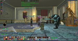 Everquest 2 hanging out by Emilyahedrick