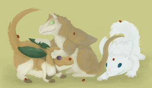 AS 2013 - Religan cubs by Feather-Dancer