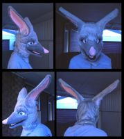 Bilby Head by StuffItCreations