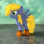 MLP Fluffy - Gamepad by VeryOldBrony
