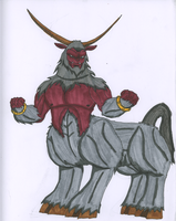 My Little Pony: Tirek by Gojira007