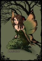 Faery Mary Bennet by BritishFaery