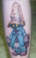 Vivi tattoo by inkdsarah