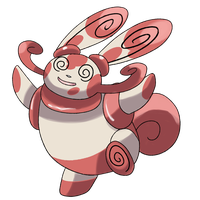 Mega Spinda by Phatmon
