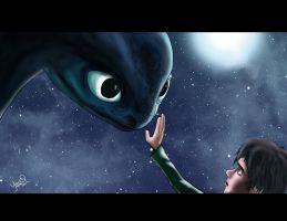 How Train Your Dragon by YanQN