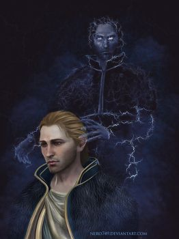 Anders and Justice by Nero749