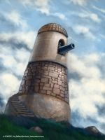 Cannon Tower by rafaelventura