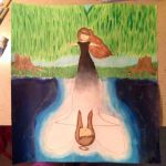 Allegory project for English class by craftybee
