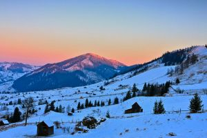 Winter in Bukovina, by lica20