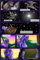 Celestial Adventures PAGE TWO by EiyeCaieyre