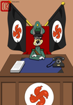 I'm the Emperor of the whole world! by OraTheRebelKitsune
