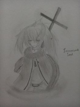 Black Rock Shooter Innocent Soul by eimraH21